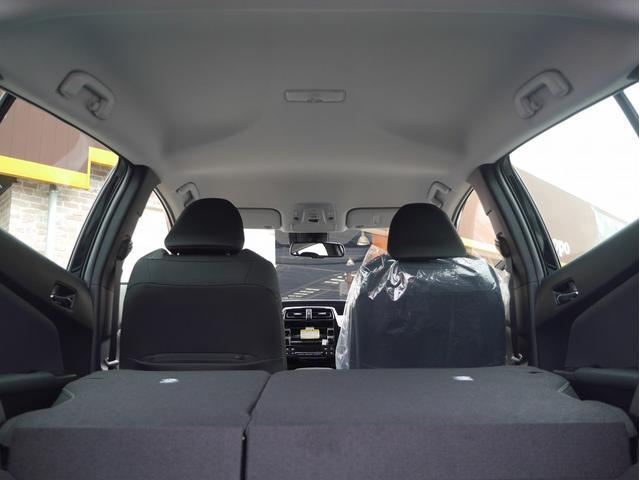 SセーフティプラスII 登録済未使用車 衝突被害軽減ブレーキ パノラミックビューモニター付ナビレディセット アダプティブクルーズコントロール 純正15インチアルミホイール LEDヘッドライト スマートキー(35枚目)