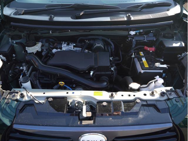 スタイル ブラックリミテッド SAIII 4WD CDオーディオ 衝突被害軽減ブレーキ 運転席シートヒーター LEDヘッドライト オートマチックハイビーム 障害物センサー アイドリングストップ スマートキー(34枚目)