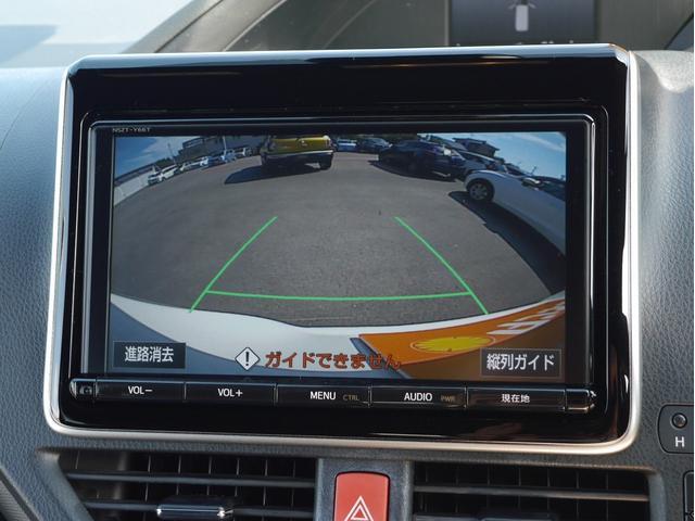 ZS 7人乗り 純正9インチSDナビ フルセグTV 両側電動スライドドア ETC スマートキー バックモニター 後席モニター 純正16インチアルミホイール LEDヘッドライト 衝突被害軽減ブレーキ(4枚目)