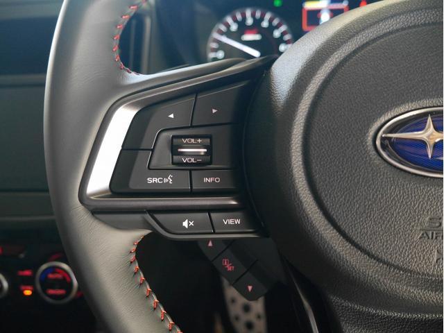 STIスポーツ 4WD 登録済未使用車 衝突被害軽減ブレーキ LEDヘッドライト アダプティブクルーズコントロール 純正18インチアルミホイール パワーシート スマートキー(22枚目)