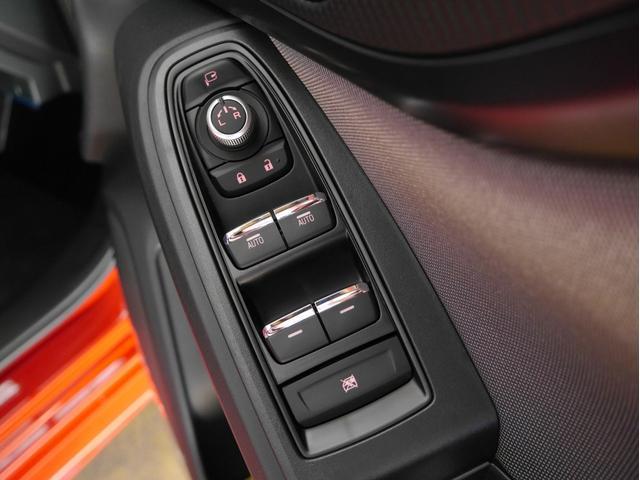STIスポーツ 4WD 登録済未使用車 衝突被害軽減ブレーキ LEDヘッドライト アダプティブクルーズコントロール 純正18インチアルミホイール パワーシート スマートキー(31枚目)
