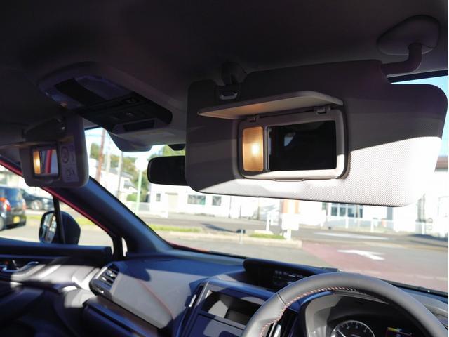 STIスポーツ 4WD 登録済未使用車 衝突被害軽減ブレーキ LEDヘッドライト アダプティブクルーズコントロール 純正18インチアルミホイール パワーシート スマートキー(32枚目)