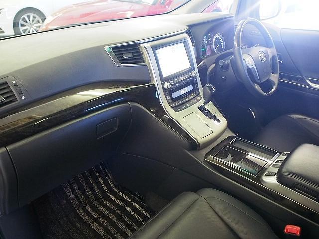 トヨタ ヴェルファイアハイブリッド ZR G-ED Pサウンド Wモニター 黒革 サンルーフ