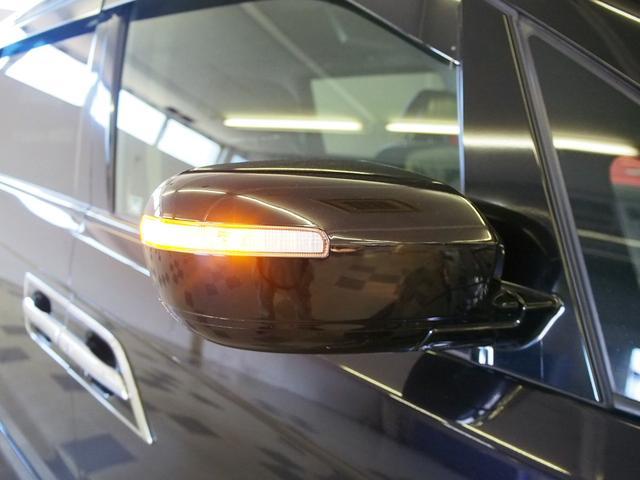 SG 4WD 天吊モニター 黒革 両側電動 シートヒーター(18枚目)