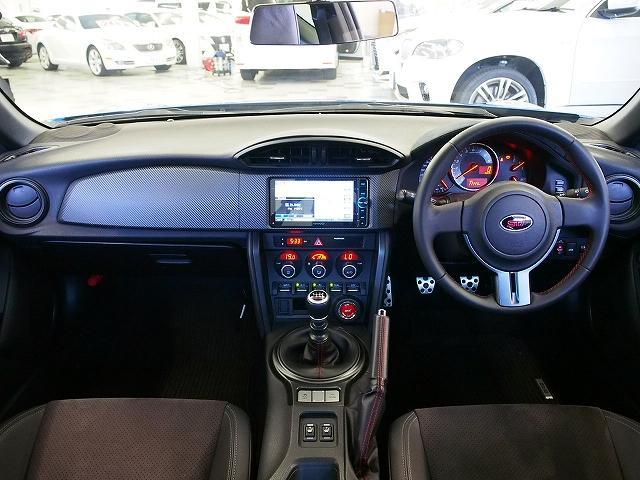 スバル BRZ tS SDナビ 地デジ シートヒーター ブレンボキャリパー