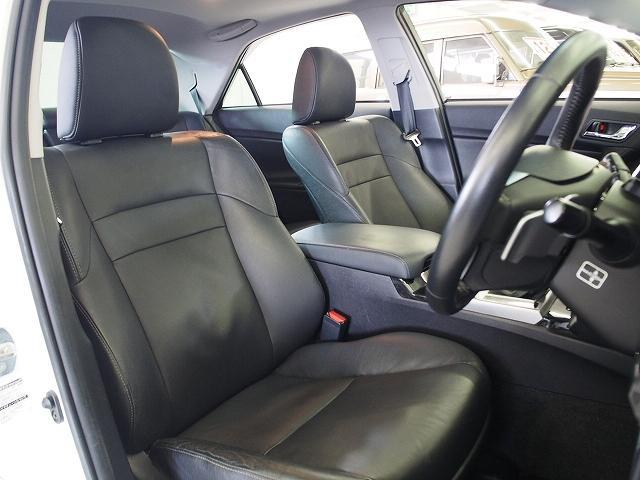 トヨタ マークX 350S 本革 サンルーフ HDDナビ シートヒーター
