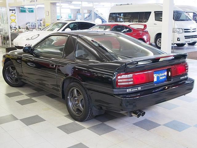 トヨタ スープラ 2.5GTツインターボR 後期型 純正レカロシート SDナビ