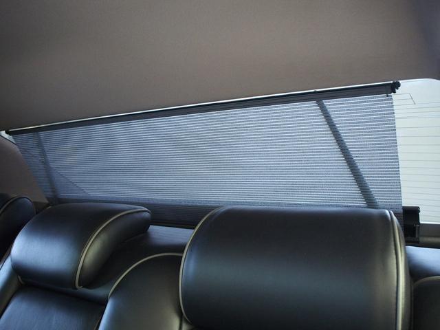 V300ベルテックスED サンルーフ 本革 後期型 クルコン(11枚目)