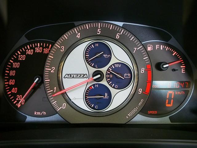 「トヨタ」「アルテッツァ」「セダン」「新潟県」の中古車7