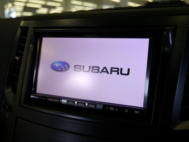 スバル レガシィツーリングワゴン 2.5GT tS 限定車 6MT HDDナビ フジツボ