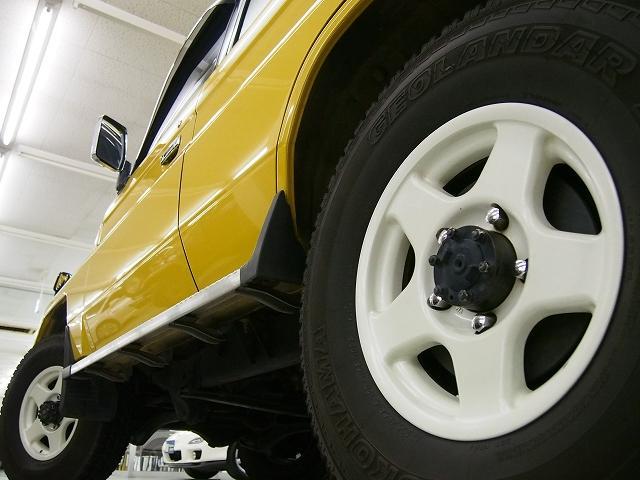 トヨタ ランドクルーザー70 LX 4WD 外16AW ETC PW ドアミラー