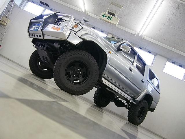 ダブルキャブ 4WD リフトアップ ARBキャノピー SR(2枚目)
