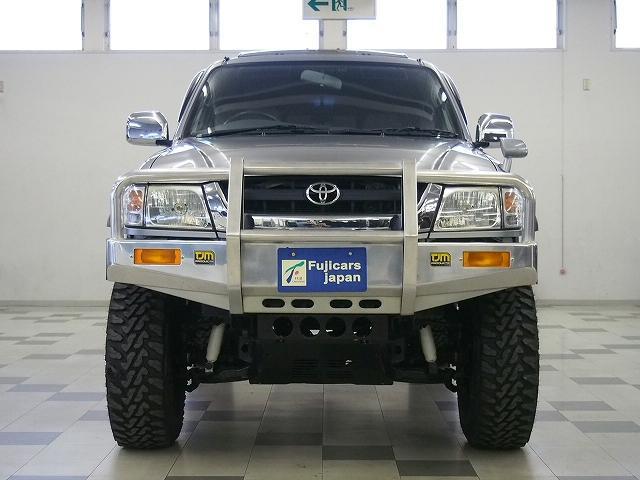 ダブルキャブ 4WD リフトアップ ARBキャノピー SR(3枚目)
