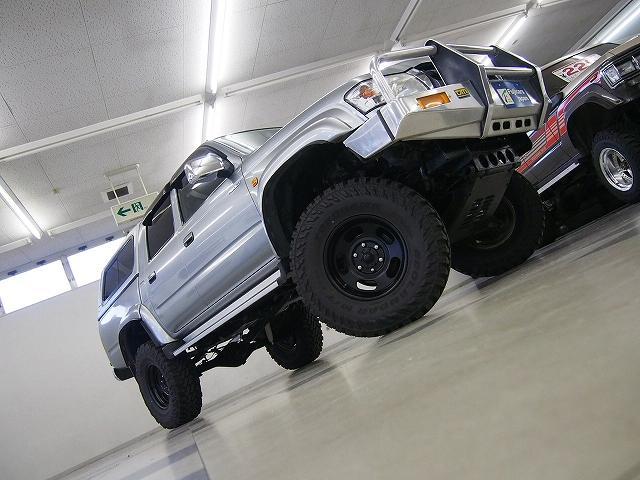 ダブルキャブ 4WD リフトアップ ARBキャノピー SR(5枚目)