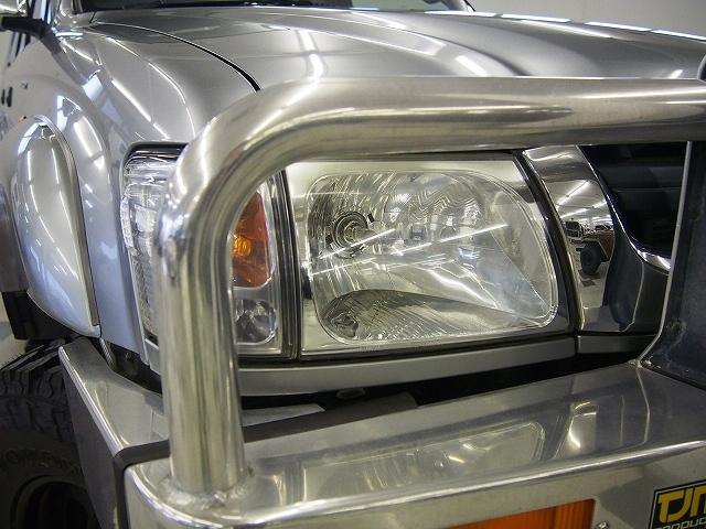 ダブルキャブ 4WD リフトアップ ARBキャノピー SR(12枚目)