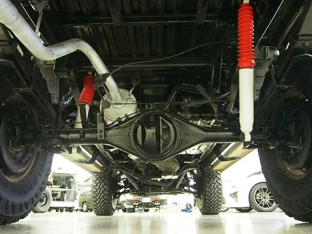 ダブルキャブ 4WD リフトアップ ARBキャノピー SR(13枚目)