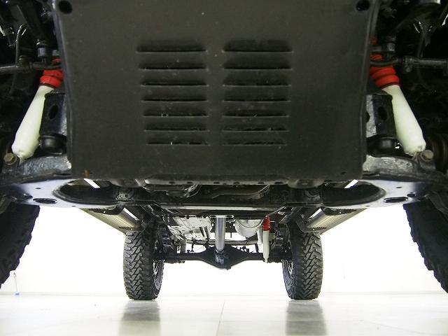 ダブルキャブ 4WD リフトアップ ARBキャノピー SR(14枚目)