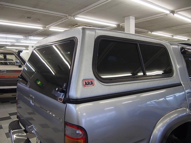 ダブルキャブ 4WD リフトアップ ARBキャノピー SR(18枚目)