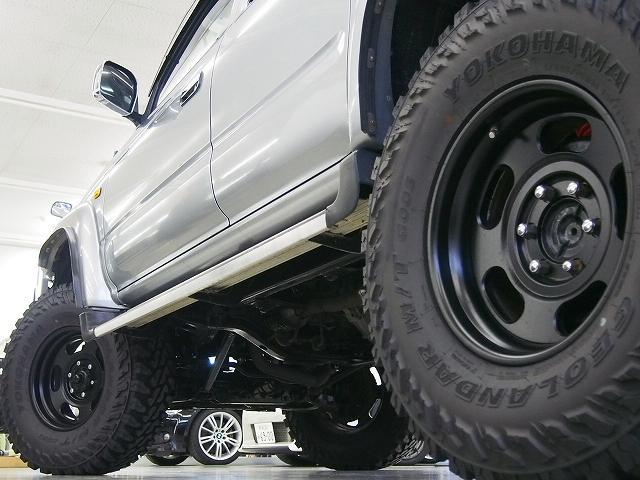 ダブルキャブ 4WD リフトアップ ARBキャノピー SR(20枚目)