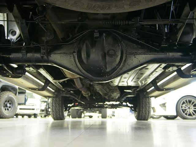 ダブルキャブ 4WD HDDナビ ETC 荷台チッピング塗装(8枚目)