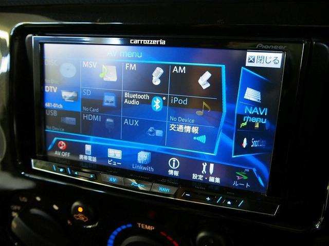 HDDナビ USルーフラック A-TRAC 切替4WD(8枚目)