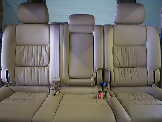 VXリミテッド Gセレクション 本革 OPサンルーフ AHC シートヒーター ルーフレール デフロック ナビ 地デジ 後期型(4枚目)