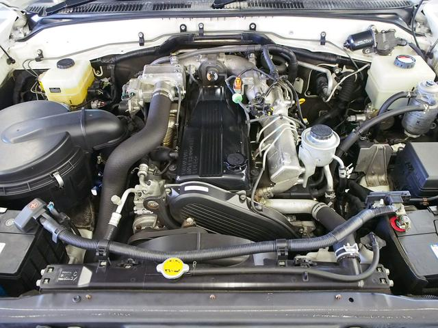 VXリミテッド Gセレクション 本革 OPサンルーフ AHC シートヒーター ルーフレール デフロック ナビ 地デジ 後期型(20枚目)