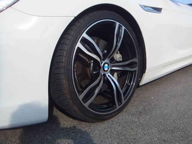 BMW BMW 650iカブリオレ 社外マフラー ローダウン ツインターボ