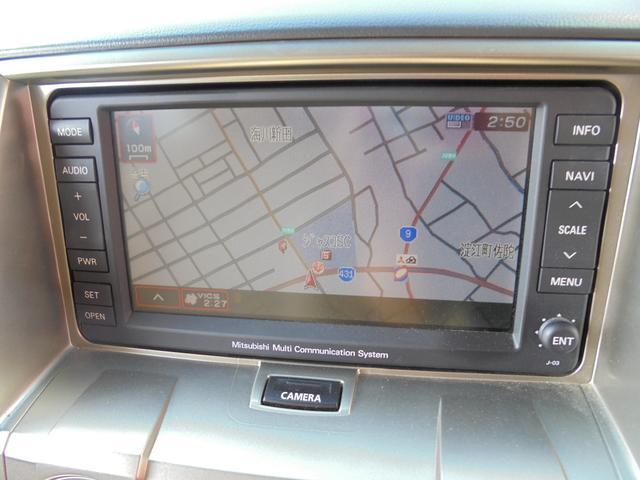 三菱 デリカD:5 G パワーパッケージ 4WD HDDナビ バックカメラ付