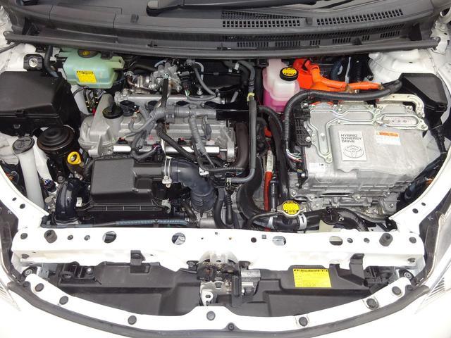トヨタ アクア S 1年間保証付 ハイブリッド キーレス