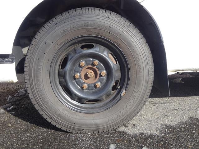 ロングDXターボ 4WD メモリーナビ ワンセグ 低床(9枚目)