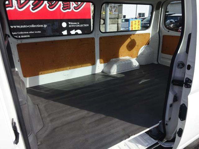 ロングDXターボ 4WD メモリーナビ ワンセグ 低床(11枚目)