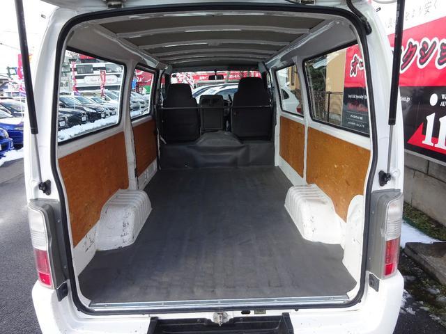 ロングDXターボ 4WD メモリーナビ ワンセグ 低床(12枚目)