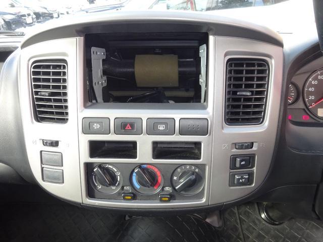 ロングDXターボ 4WD メモリーナビ ワンセグ 低床(16枚目)
