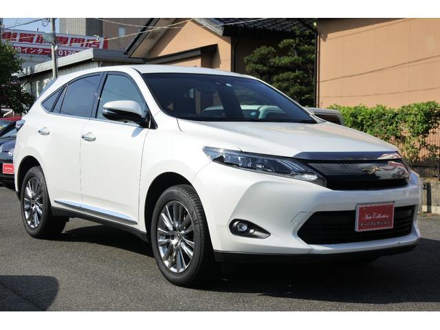 「トヨタ」「ハリアー」「SUV・クロカン」「新潟県」の中古車3