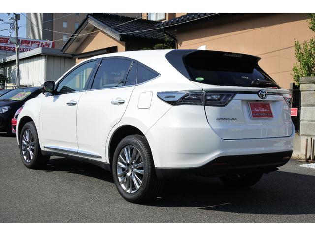 「トヨタ」「ハリアー」「SUV・クロカン」「新潟県」の中古車7