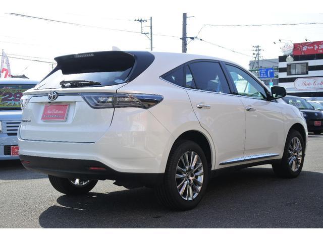 「トヨタ」「ハリアー」「SUV・クロカン」「新潟県」の中古車9