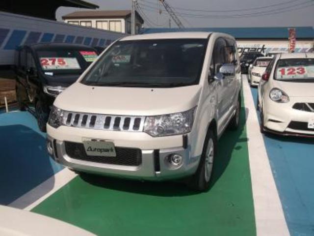 「三菱」「デリカD:5」「ミニバン・ワンボックス」「新潟県」の中古車2