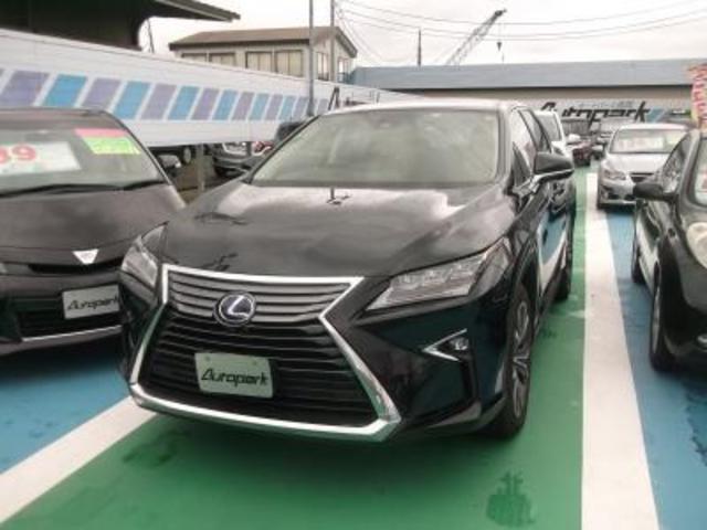 「レクサス」「RX」「SUV・クロカン」「新潟県」の中古車2