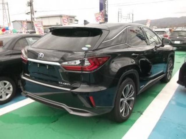 「レクサス」「RX」「SUV・クロカン」「新潟県」の中古車3