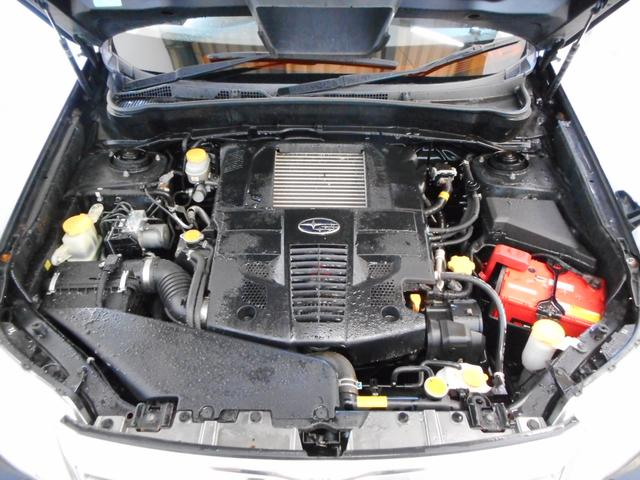 スバル フォレスター 2.0XT 4WD ワンオーナー HDDナビ