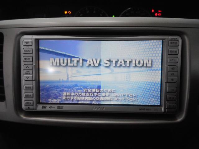 トヨタ ヴォクシー Z 煌 DVDナビ フルセグ ETC