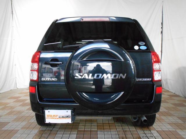 2.0サロモンリミテッド 4WD ワンオーナー サンルーフ(6枚目)