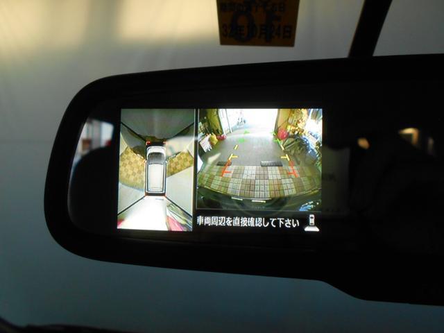 X アラウンドビューモニター スマートキー プッシュスタート ETC 社外CD USB AUX端子 アイドリングストップ ベンチシート 盗難防止システム オートエアコン 走行40000キロ(50枚目)