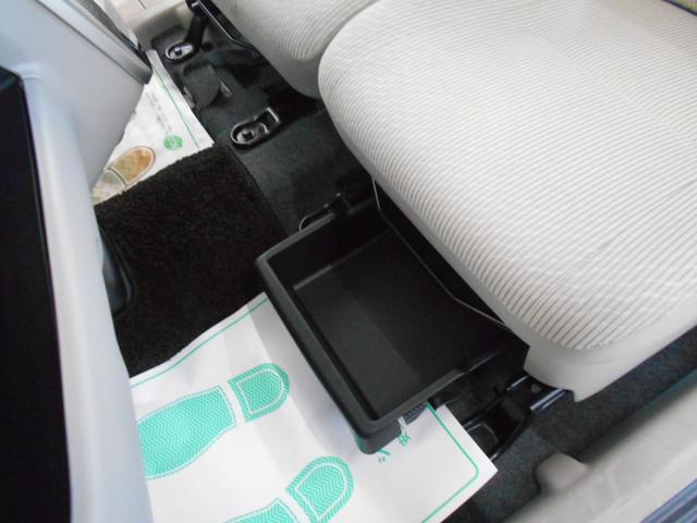X アラウンドビューモニター スマートキー プッシュスタート ETC 社外CD USB AUX端子 アイドリングストップ ベンチシート 盗難防止システム オートエアコン 走行40000キロ(52枚目)