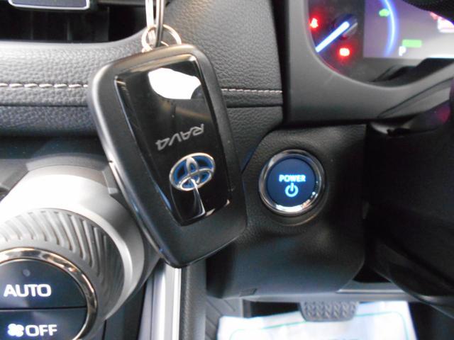 ハイブリッドG 4WD サンルーフ レザーシート 寒冷地仕様 パワーバックドア LEDヘッド フルセグ DVD再生 ブラインドモニター セーフティセンス ビルトインETC スマートキー2個 走行2千km台(18枚目)