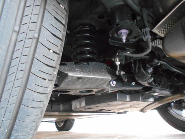 ハイブリッドG 4WD サンルーフ レザーシート 寒冷地仕様 パワーバックドア LEDヘッド フルセグ DVD再生 ブラインドモニター セーフティセンス ビルトインETC スマートキー2個 走行2千km台(40枚目)