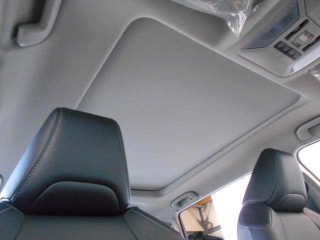 ハイブリッドG 4WD サンルーフ レザーシート 寒冷地仕様 パワーバックドア LEDヘッド フルセグ DVD再生 ブラインドモニター セーフティセンス ビルトインETC スマートキー2個 走行2千km台(44枚目)