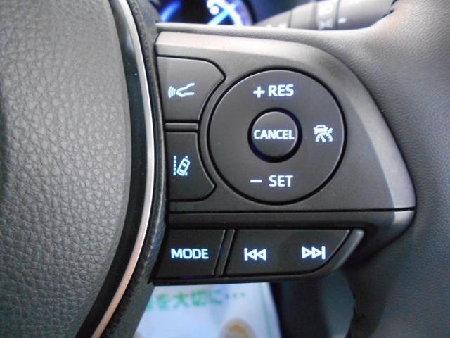 ハイブリッドG 4WD サンルーフ レザーシート 寒冷地仕様 パワーバックドア LEDヘッド フルセグ DVD再生 ブラインドモニター セーフティセンス ビルトインETC スマートキー2個 走行2千km台(54枚目)