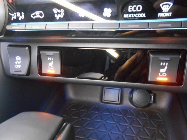 ハイブリッドG 4WD サンルーフ レザーシート 寒冷地仕様 パワーバックドア LEDヘッド フルセグ DVD再生 ブラインドモニター セーフティセンス ビルトインETC スマートキー2個 走行2千km台(57枚目)
